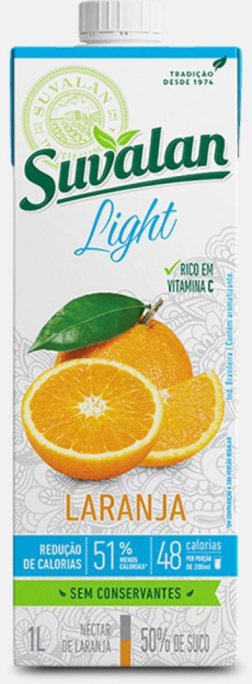 Néctar Light-Laranja